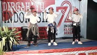 Dance cover move it