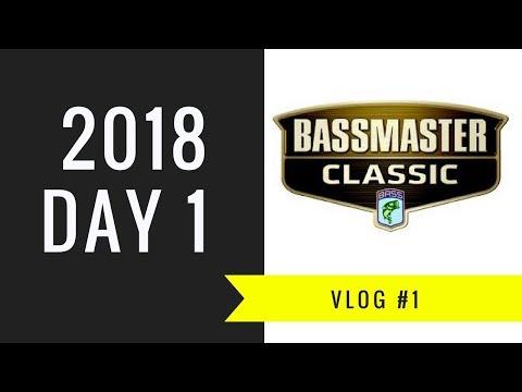 2018 Bassmaster Classic Lake Hartwell Bass Fishing Tournament!