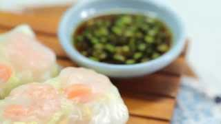 How To Make Shrimp Summer Rolls With Seasame-soy Dipping Sauce | Cooking Light