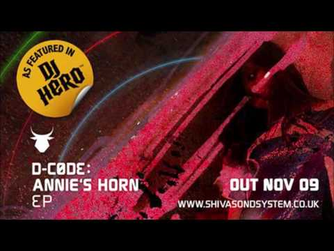 D-Code - Annie's Horn (as featured in DJ Hero)