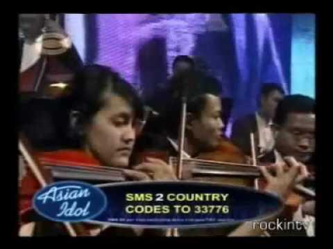Jaclyn Victor Gemilang Asian Idol / kajangmotor.com