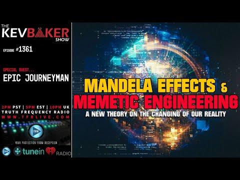 Forget Mandela Effects - Think Memetic Engineering, Quantum Mechanics & CERN!