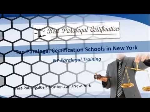 Top Paralegal Certification Schools in New York | NY Paralegal ...