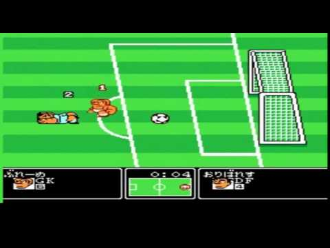 Goal 3 - World Cup 2014 Final Germany Vs Argentina (NES Emulator)