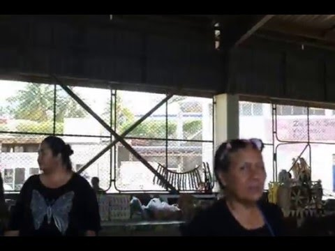 Neiafu Saturday Market