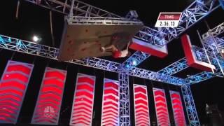 """Sasuke """"Không giới hạn"""" Mỹ vs Nhật Bản"""