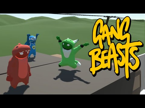 TIRY ŚMIERCI | Gang Beasts #5 (EKIPOWO)