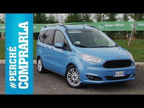Ford Tourneo Courier (2014) | Perché comprarla e... perché no