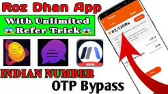 Otp Bypass India Number