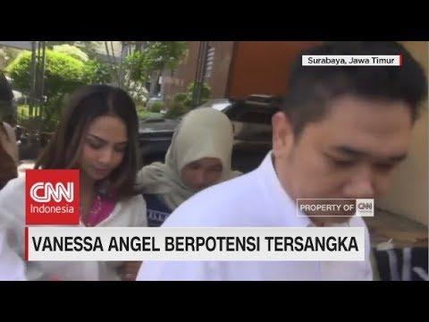 Vanessa Angel Berpotensi Tersangka