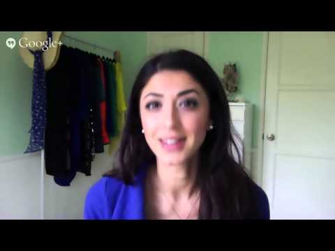 Live Stream Chat with Leyla - Jan. 26, 2014 @1pm PST
