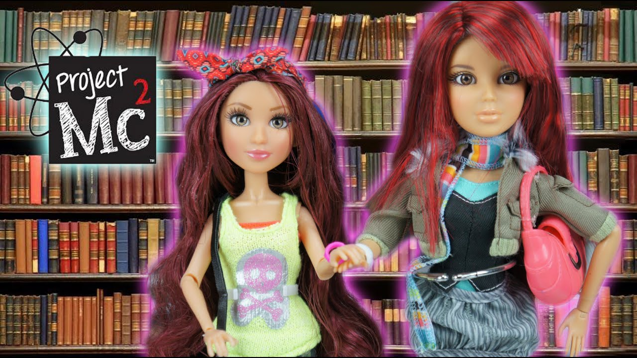 Project MC2 Camryn Doll Review and Liv Doll Comparison - YouTube
