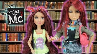 Project MC2 Camryn Doll Review and Liv Doll Comparison
