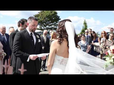 Lauren & Shane Wedding Video, York Harbor Inn Maine