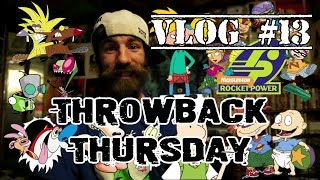 vlog 13 throwback thursday