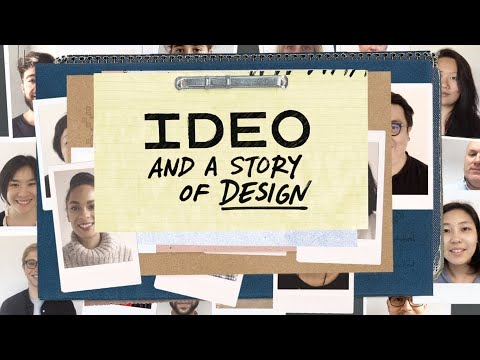 IDEO And A Story Of Design