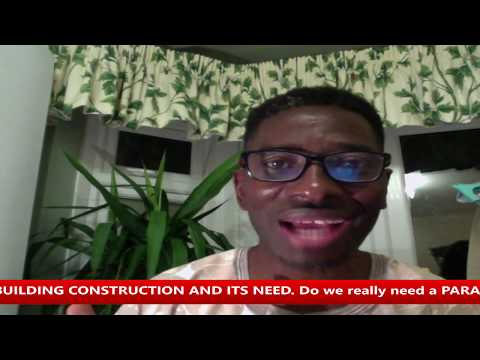 PARAPET IN BUILDING CONSTRUCTION IN NIGERIA AND AFRICA