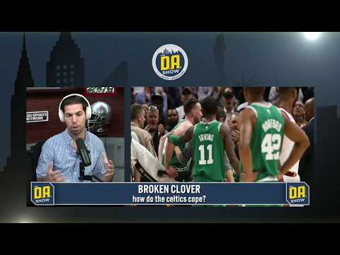 Kyrie Irving has to prove he's the man after Hayward injury I D.A. on CBS