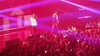 Meek Mill feat Nipsey Hussle & YG - Motivation Tour Concert (Los Angeles) Part 3