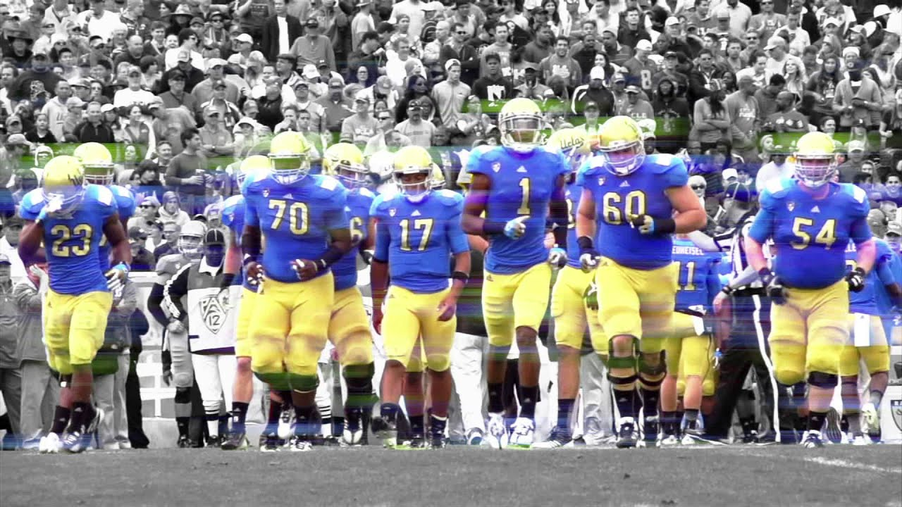UCLA Football Spring Game 2013 - YouTube