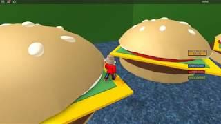 Escaping McDonalds