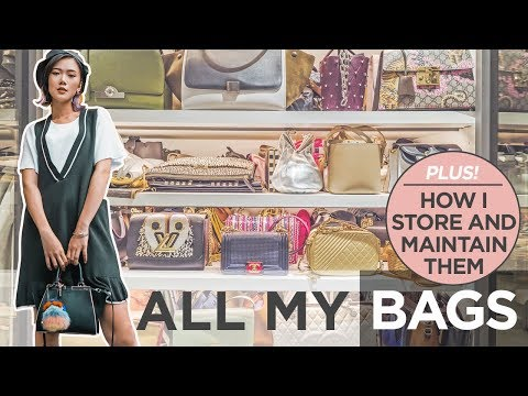 My Bag Collection | Camille Co