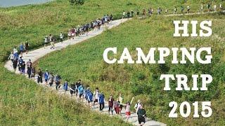 2015 HIS Camping Trip (100 KM)