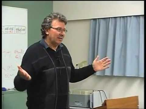 Counselling & Life Transitions Module 2 Lecture 1   Peter Reynolds