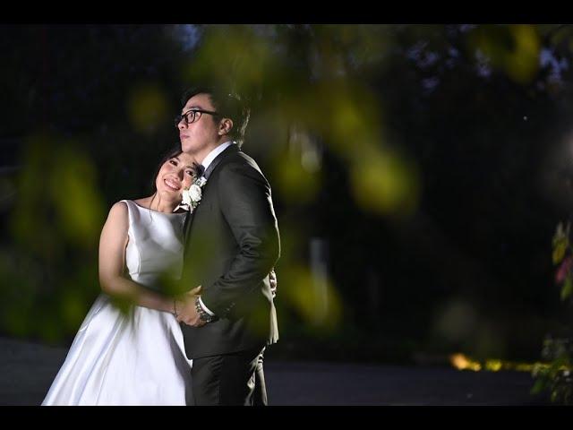 { Mark + Iris } Jardin de Miramar Events Venue & First Pacific Leadership Academy | Antipolo Wedding