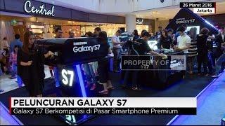 """Galaxy S7 Siap """"Tempur"""" di Pasar Smartphone Premium"""