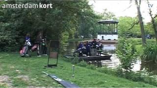 Amsterdam Kort: Golfen in het Vondelpark