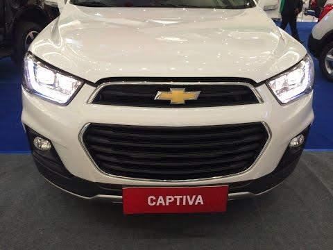 2016 Chevrolet Captiva Review | 2016 New Car