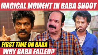 Only Goundamani Can Scold Rajini – Suresh Krissna Interview | 18 Years of Baba