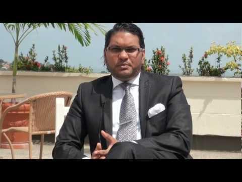 Alumni Inspiration: Sheldon Branche, LLB, Trinidad and Tobago
