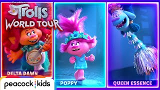 "TROLLS WORLD TOUR | ""Just Sing"" Video Call Sing-A-Thon [Music Video]"