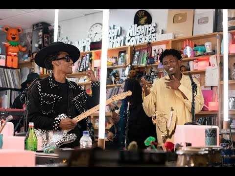 Watch Raphael Saadiq play at the Tiny Desk. This Tiny Desk concert was part of Tiny Desk Fest, a four-night series of extended concerts performed in front of a ...