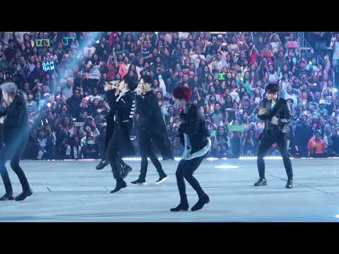 JJ PROJECT + GOT7 @ KCON LA 2017 DAY 2 | Tomorrow, Today/Never Ever/Everyday/Hard Carry (FANCAM)