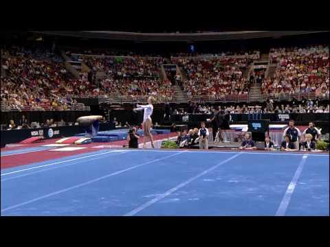 Nastia Liukin - Floor Exercise - 2008 Olympic Trials - Day 1