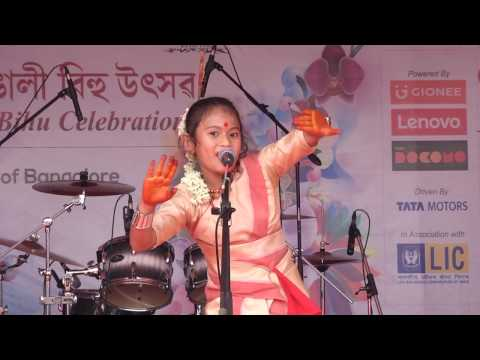 18th Bangalore Rongali Bihu Celebrations, 2017 - Fancy Dress, Bihu Kuwori etc