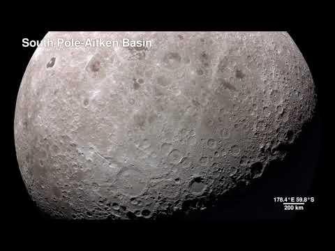 NASA's 4K virtual tour of Earth's moon