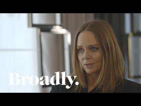 Stella McCartney on Fake Fur, Rihanna, and Good-Fitting Bras