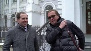 Адвокат судьи Сергей Жорин в Ростове! День первый часть 1