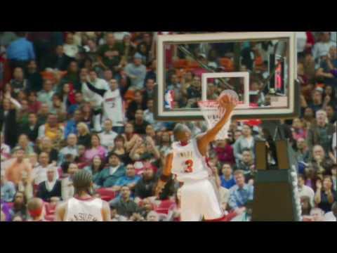 LeBron James Versus Dwyane Wade