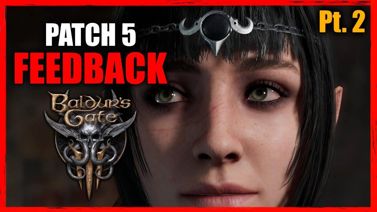 Baldur's Gate 3 ⚔ Patch 5 Review (Pt. 2)