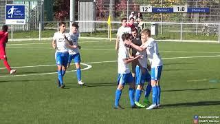 A-Junioren - 2:0 - Theodor Schlüter - FC Astoria Walldorf gegen Offenburger FV