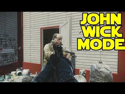 John Wick Chapter 3 Escape From Tarkov