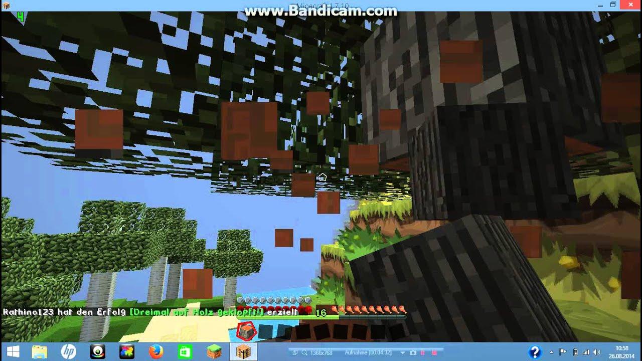 minecraft einzelspieler