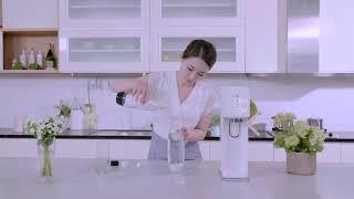 소다스트림 탄산수 제조기 사용법