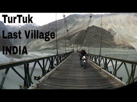 Leh Ladakh Road Trip    Nubra To  Turtuk    Turtuk Thang Tyakshi    Last Village of INDIA  May 2018