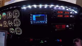 Flight Advanced Sim Tour 1.0 (P3D / X-Plane Cessna Home Cockpit ) Francais